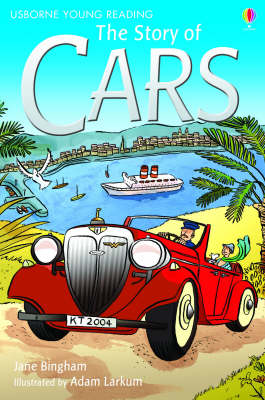 The Story of Cars [Book with CD]