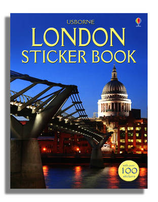 London Sticker Book