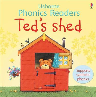 Ted's Shed Phonics Reader