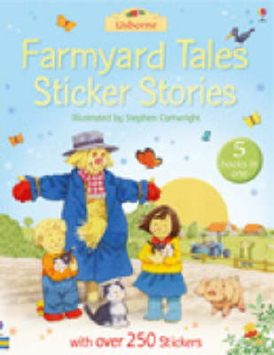 Farmyard Tales Sticker Story Collection
