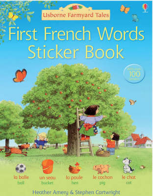 First French Sticker Book