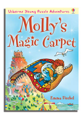 Young Puzzle Adventures: Molly's Magic Carpet