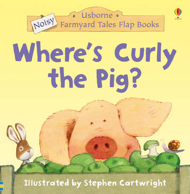 Where's Curly the Pig?: Sound Book