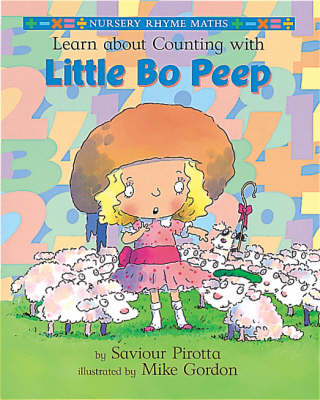 Learn About Counting with Little Bo Peep