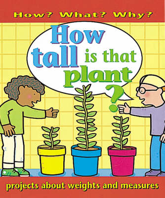 How Tall Is That Plant?