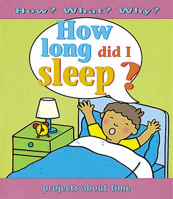 How Long Did I Sleep?