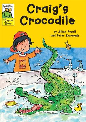 Leapfrog Rhyme Time: Craig's Crocodile