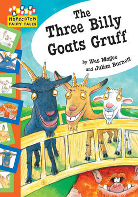 Hopscotch: Fairy Tales: The Three Billy Goats Gruff
