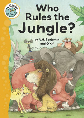 Tadpoles: Who Rules the Jungle?