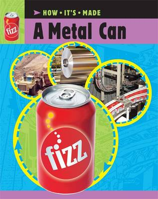 How It's Made: A Metal Can