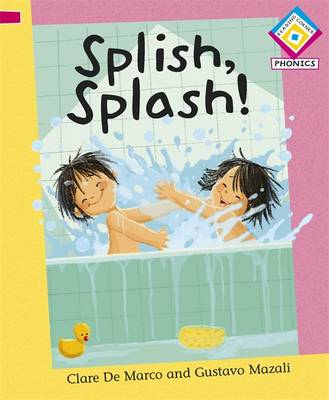 Reading Corner Phonics: Splish, Splash!