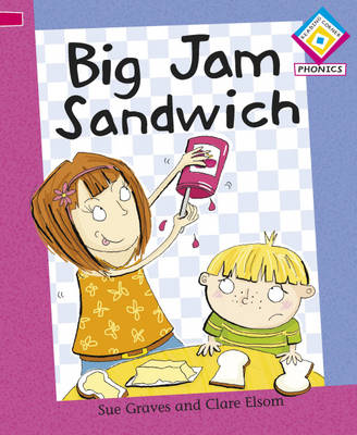 Reading Corner Phonics: Big Jam Sandwich