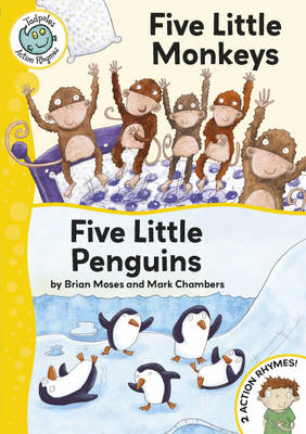 Five Little Monkeys / Five Little Penguins
