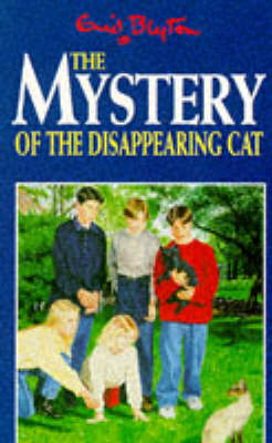 Mystery of the Disappearing Cat