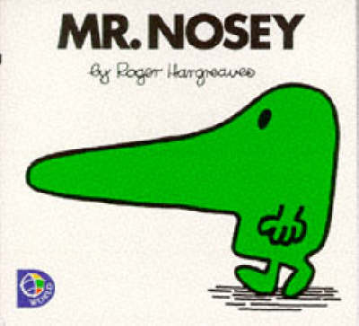Mr.Nosey