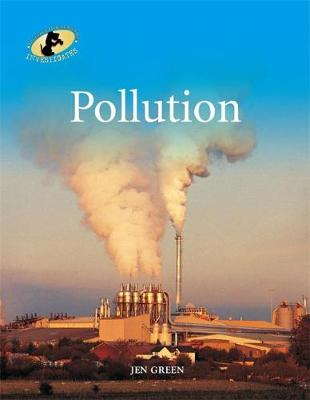 Geography Detective Investigates: Pollution