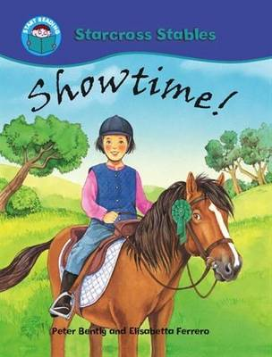 Start Reading: Starcross Stables: Showtime!