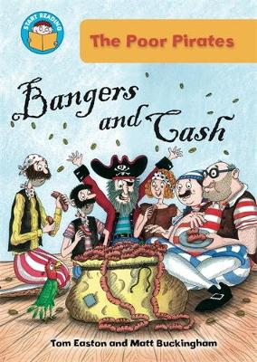 Start Reading: The Poor Pirates: Bangers and Cash