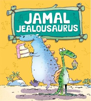 Dinosaurs Have Feelings, Too: Jamal Jealousaurus