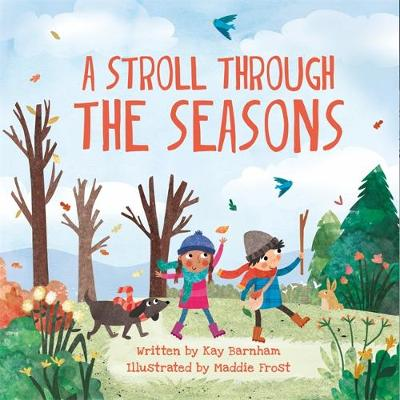Look and Wonder: A Stroll Through the Seasons