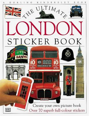The Ultimate London Sticker Book
