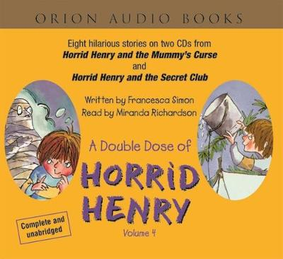 A Double Dose of Horrid Henry
