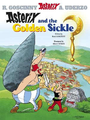 Asterix: Asterix and the Golden Sickle: Album 2