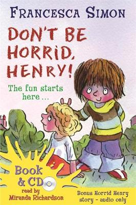 Don't Be Horrid, Henry!: Book 1