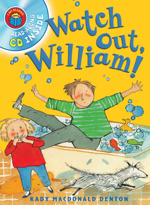 I Am Reading with CD: Watch Out  William!