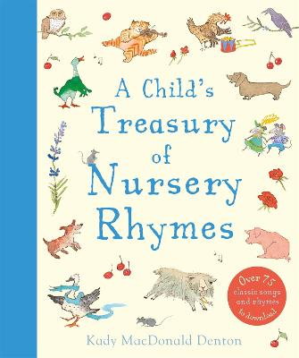 Child's Treasury Of Nursery Rhymes