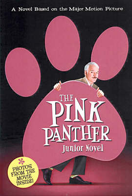 The Pink Panther Junior Novelisation