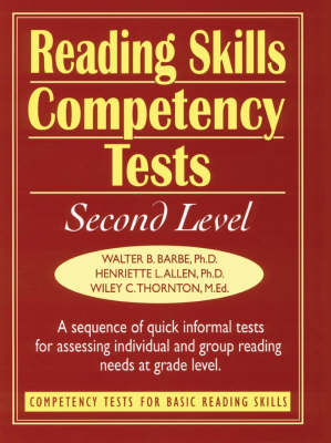 Reading Skills Competency Tests: Second Level