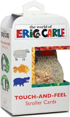 Eric Carle: Touch-and-Feel Stroller Cards