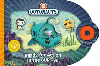 Octonauts: Ready for Action in the GUP-A!