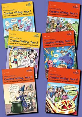 Brilliant Activities for Creative Writing Series Pack