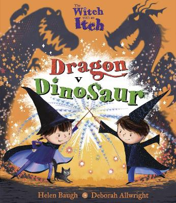 The Witch with an Itch: Dragon v Dinosaur