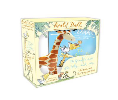 The Giraffe and the Pelly and Me: Book & Toy Boxset