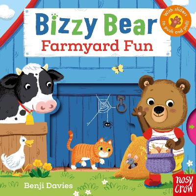 Bizzy Bear: Farmyard Fun
