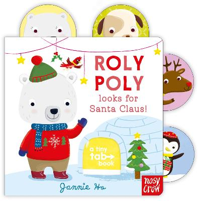 Tiny Tabs: Roly Poly looks for Santa Claus!