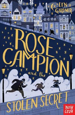 Rose Campion and the Stolen Secret