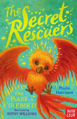 The Secret Rescuers: The Baby Firebird