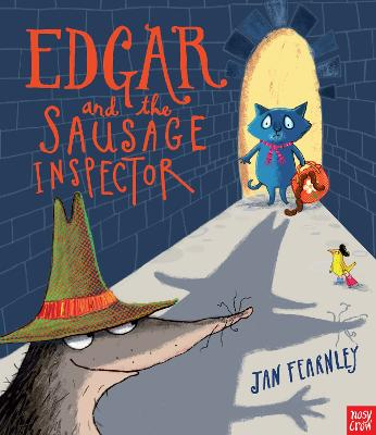 Book Reviews For Edgar And The Sausage Inspector By Jan Fearnley