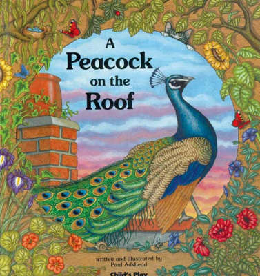 A Peacock on the Roof