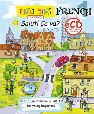 Early Start French 1 Interactive CD-ROM for Schools