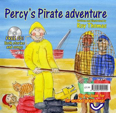 Percy's Pirate Adventure and Percy the Fisherman