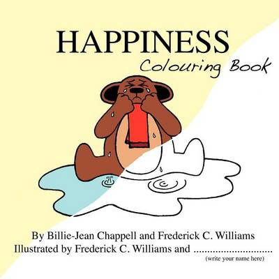 Happiness - Colouring Book