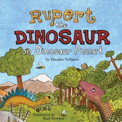 Rupert the Dinosaur on Dinosaur Planet
