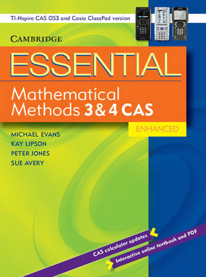 Essential Mathematical Methods CAS 3 and 4 Enhanced TIN/CP Version