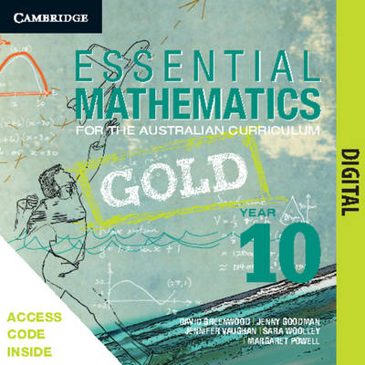 Essential Mathematics Gold for the Australian Curriculum Year 10 PDF Textbook