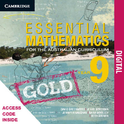 Essential Mathematics Gold for the Australian Curriculum Year 9 PDF Textbook